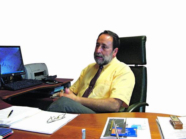 Joaquin Ruíz Romero gehört zu den Wirtschaftspionieren der Insel.