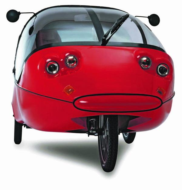Der TWIKE gehört zu den meistverkauften Elektromobilen Europas.