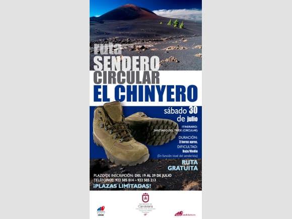 Wanderung in Santiago del Teide.