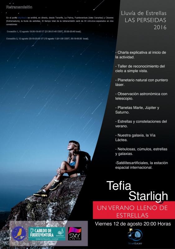 Ab 20 Uhr werden auf Fuerteventura am 12. August verschiedene Aktivitäten angeboten.