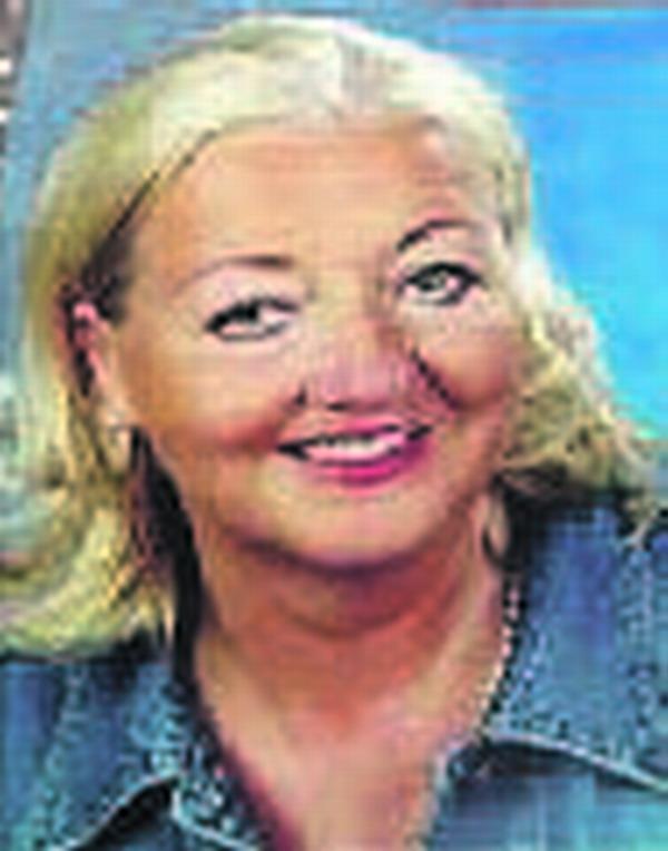 Die 57 jährige aus Deutschland stammende Bettina wurde in der ersten Januarwoche von ihrer Tochter als vermisst gemeldet