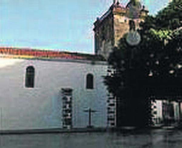 Die Statue befand sich seit 1860 in der Kirche Nuestra Señora de Los Remedios in Los Llanos de Aridane