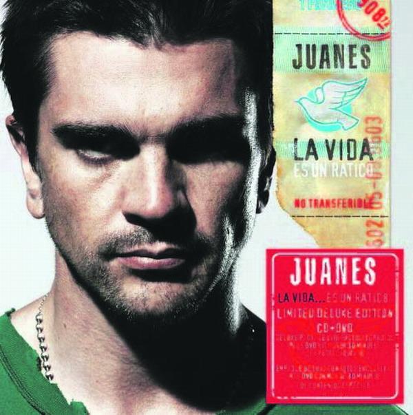 """Das neue Album """"La Vida Es Un Ratico"""" von Juanes wird auf seiner Welttour auch in Las Palmas präsentiert"""