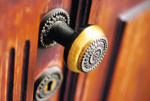 Die Sucht, immer wieder zu prüfen, ob die Tür abgeschlossen ist…