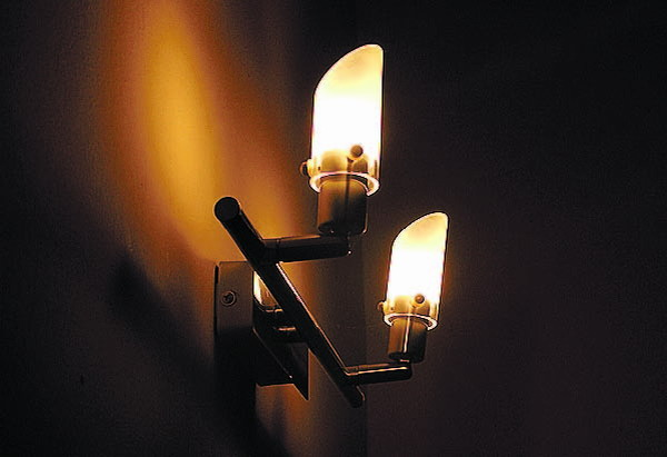 …oder aber der gesamten Lampen im Haus