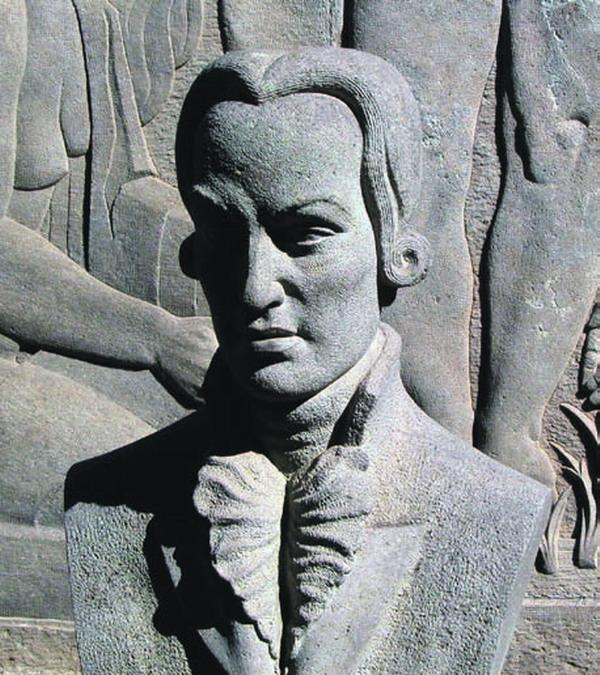 Alonso de Nava y Grimón, der Gründer des Botanischen Gartens