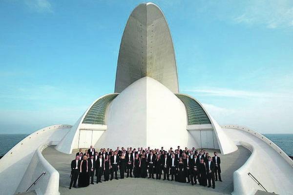 Unter anderem gibt es auf dem Kanarischen Musikfestival Konzerte des Sinfonieorchesters von Teneriffa OST