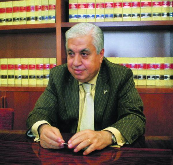 Der gebührtige Syrer ist einer der erfolgreichsten Geschäftsmänner der Kanaren