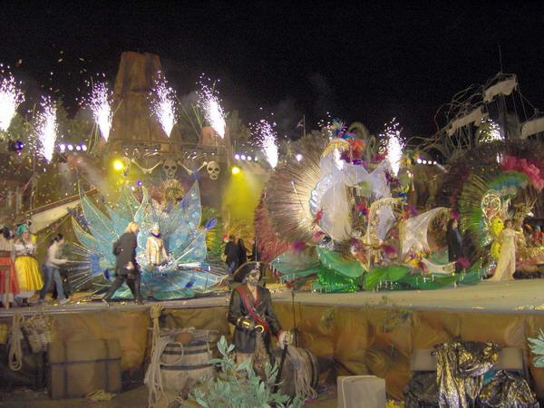 Große Gala 2008 im Karneval in La Orotava