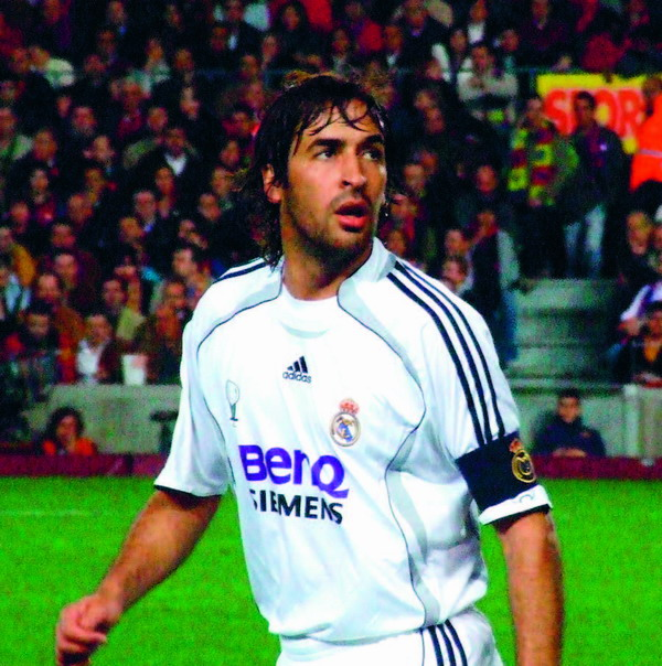 Raul's 36 second goal was only the second fastest on the day