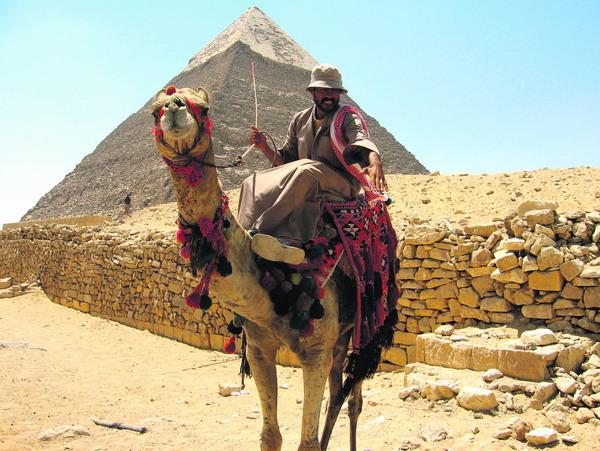 Wer in Ägypten ein schönes menschliches Motiv wie dieses knipsen will, sollte vorher um Erlaubnis fragen