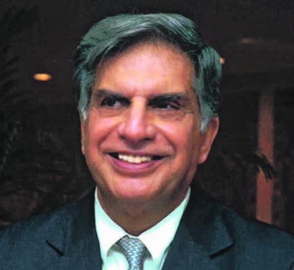 Ratan Tata arbeitet seit 1962 für den Tata-Konzern