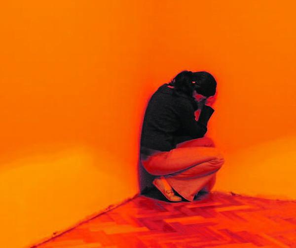 Depressionen und das starre Verharren in Verhaltensmustern sind häufige Folge von Einsamkeit
