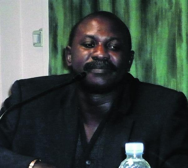 Cheikh Ndiaye Ciss, Präsident der senegalesichen Emigranten