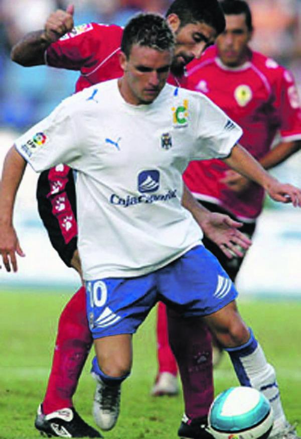 Bei der Niederlage gegen Hércules war lediglich Ayoze für den CD Tenerife erfolgreich
