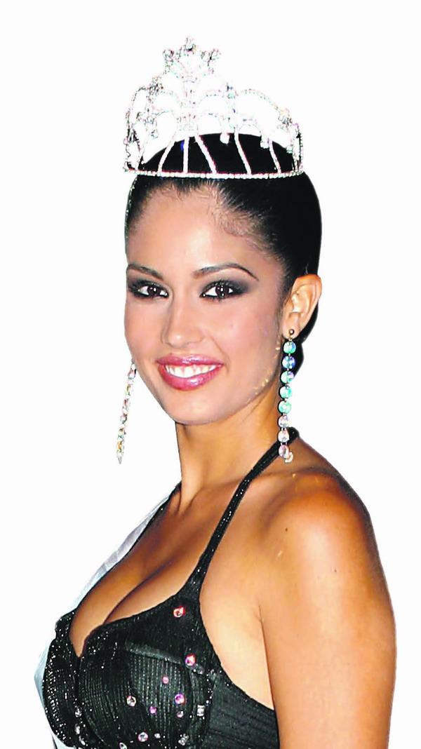 Patricia Yureno Rodríguez wurde erst im Oktober zur Miss Tenerife gewählt