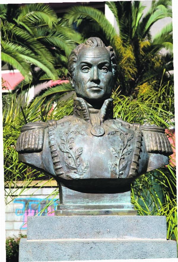 Canarios, die im Ausland zu Freiheitskämpfern und Volkshelden wurden.
