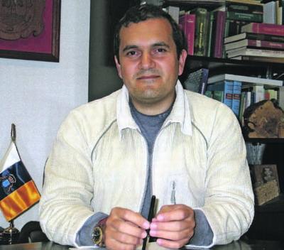 Bürgermeister Valentín González will mehr Service für Touristen und Einwohner der Gemeinde San Miguel de Abona schaffen