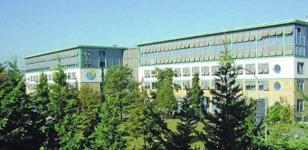 Die Zentrale des Reiseveranstalters Thomas Cook in Deutschland