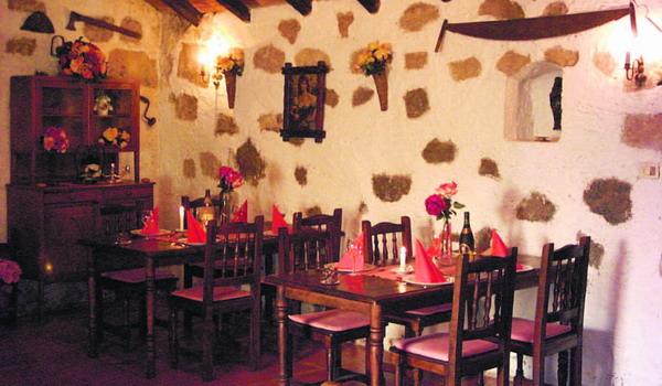 Das perfekte Ambiente für ein romantisches Abendessen