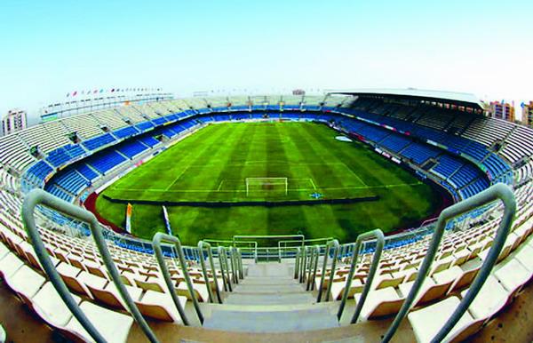 Im Stadion vom CD Tenerife sollen demnächst Modernisierungsarbeiten durchgeführt werden