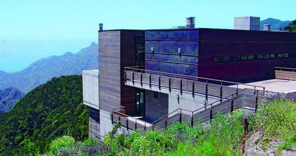 Die Herberge Montes de Anaga wird als Unterkunft für Touristen, Studenten und Wanderer immer beliebter