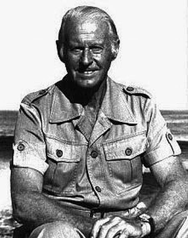 Thor Heyerdahl (1914-2002) war ein norwegischer Forscher und Anthropologe