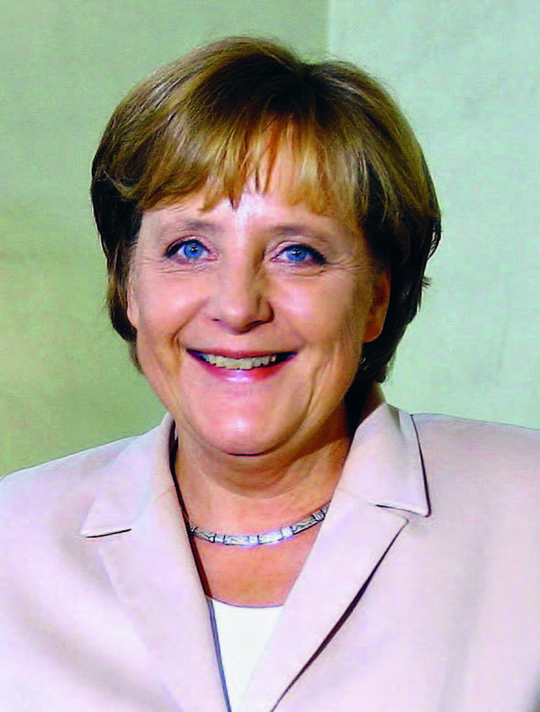 Kanzlerin Angela Merkel stieg im Fünf-Sternehotel Jardín Tecina ab