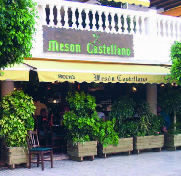 For those who enjoy typical Spanish cuisine, the Mesón Castellano will be a gastronomic dream come true.