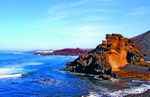 """An Lanzarotes Küsten will man wieder """"zurück zur Natur"""""""