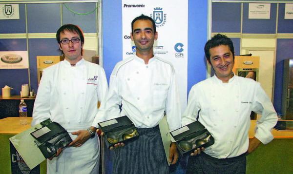 Die Gewinner der vierten Ausgabe des regionalen Wettbewerbs 2006