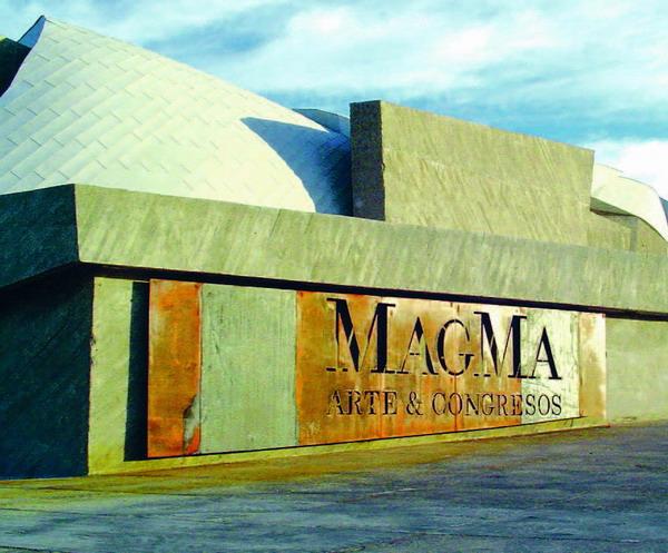 Das Magma Kunst- und Kongresszentrum in Adeje wurde mit dem Architekturpreis Accesible 2007 ausgezeichnet