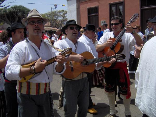 Romeria 2008, Tegueste - Teneriffa