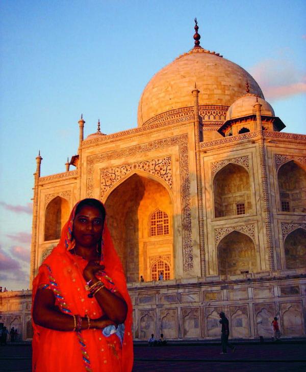 Exotische Heimat der neuen Superreichen: Indien