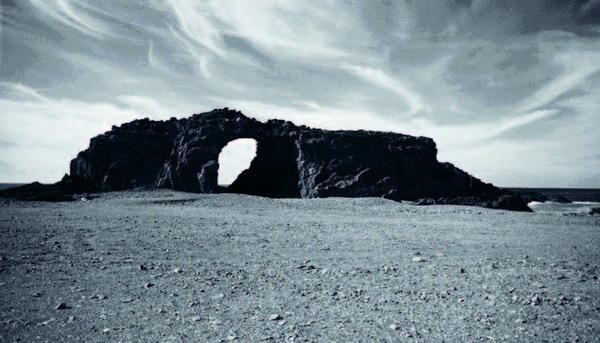 Das Siegerfoto von Francisco J. Macías González fängt die Wüsteninsel in einem ungewöhnlichen Blickwinkel ein