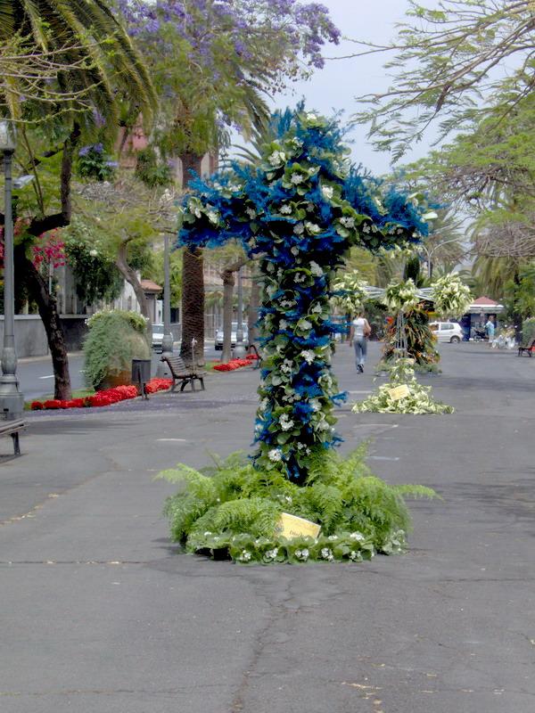 Dia de la Cruz - Santa Cruz de Tenerife