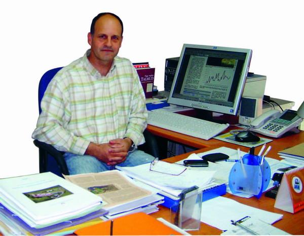 Dr. Emilio Cuevas Agulló ist kein Mensch, der zu Übertreibungen und Panikmache neigt, aber er ist der Meinung, es sei allerhöchste Zeit zum Umdenken.