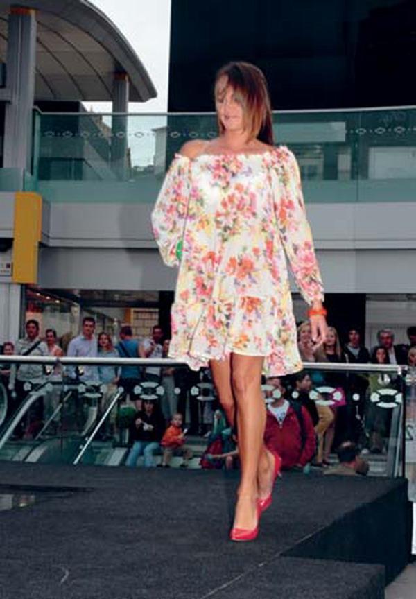 Plaza del Duque zeigte Ostern seine zweite Modenschau