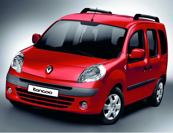 With prices starting at 15,975 euros, the New Kangoo represents excellent value