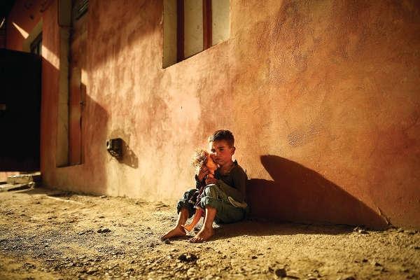 Armut grenzt schon die Kleinsten aus der Gesellschaft aus.