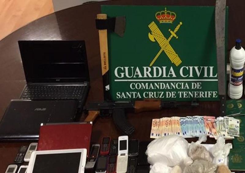 Drogen im Wert von rund 3,6 Millionen Euro wurden beschlagnahmt.