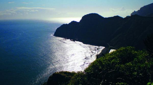Die reizvolle Landschaft ist La Gomeras größter Trumpf