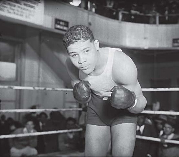 Joe Louis won, but he knew he had been in a fight