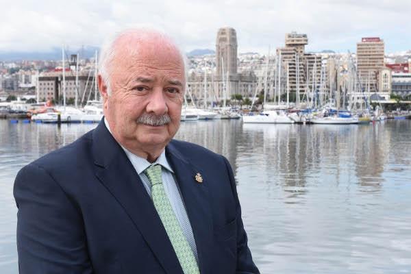 Ricardo Melchior hat als Präsident der Häfen von Teneriffa eine neue und wichtige Aufgabe übernommen.