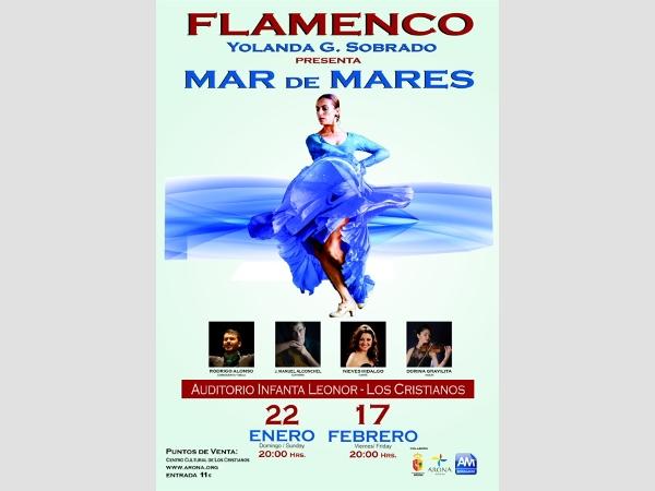 Flamenco-Show Mar de Mares.