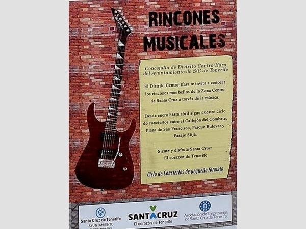 Open-Air-Konzerte in Santa Cruz