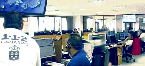 In der Notrufzentrale gehen alle Anrufe an 112 ein. Der Weg, der dann durch die Notversorgung eingeschlagen wird, ist vorgegeben.