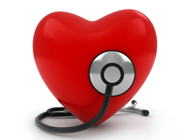 Regelmäßige medizinische Untersuchungen sind ein Weg, den guten Zustand des Herzens zu erhalten.