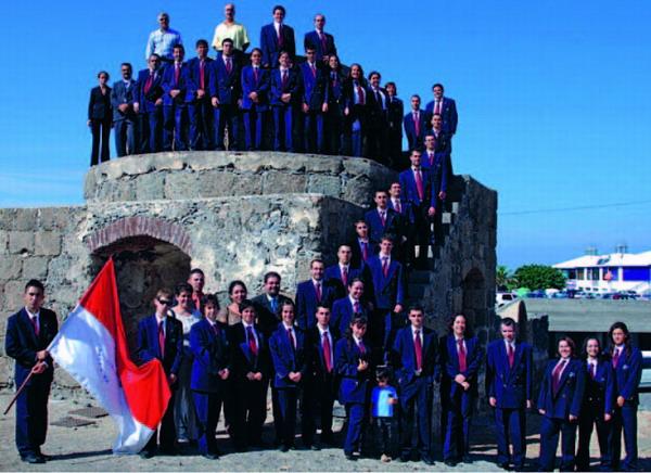 Vor 109 Jahren wurde das Orchester in Los Silos gegründet. Heute hat sich daraus ein junges Ensemble mit umfangreichem Repertoire entwickelt