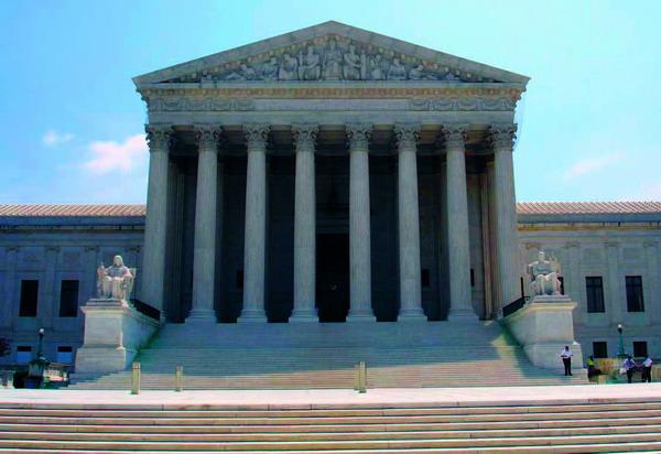 Hinter den historischen Mauern von US-Gerichten kommt es manchmal zu kuriosen Entscheidungen